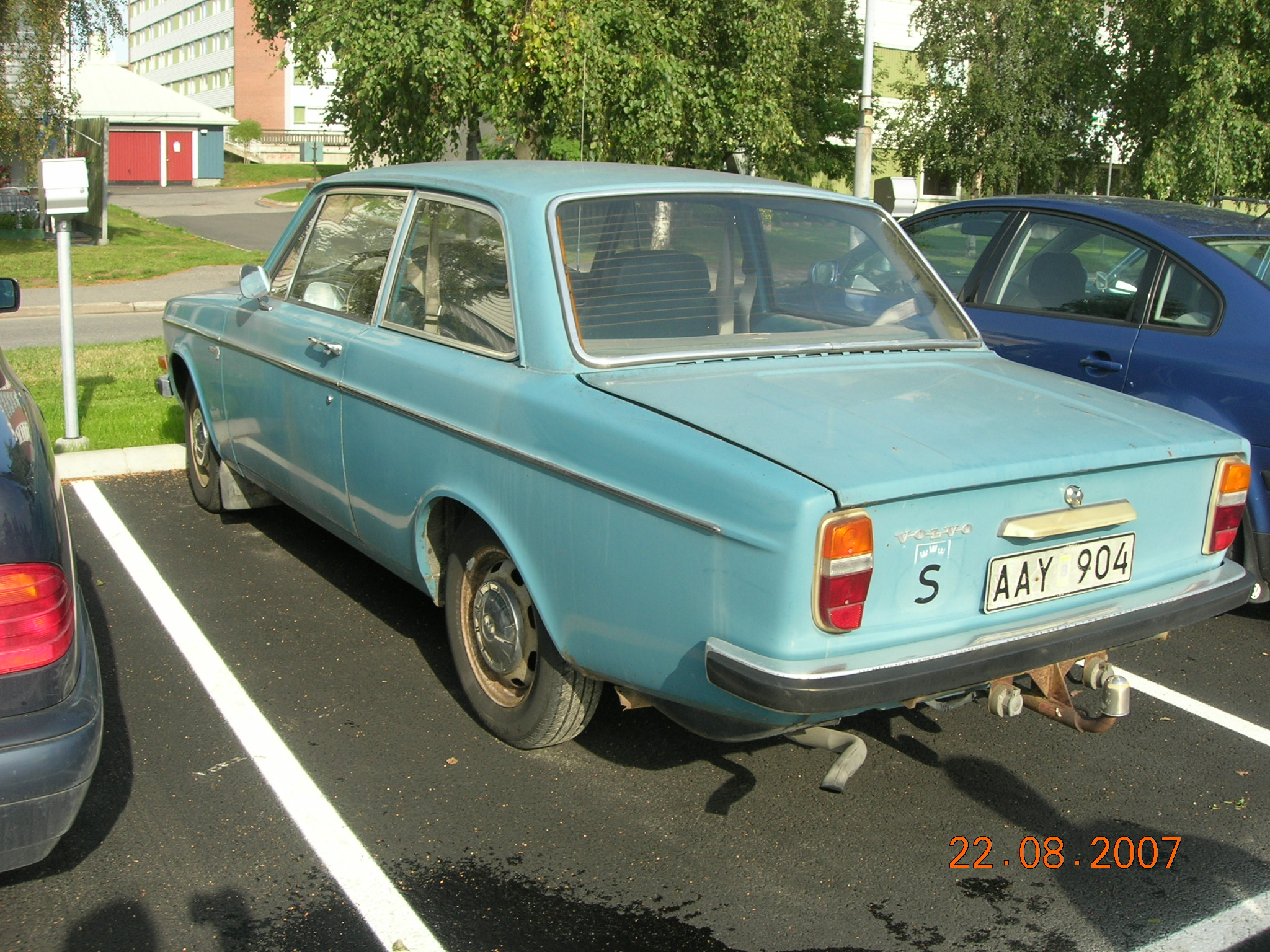 Till Salu Volvo 142 70